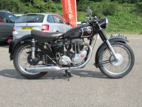 Matchless G80 G80S Classic Petrol Black at Chilham Sports Cars Canterbury